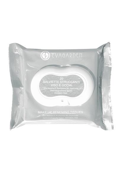 Салфетки для снятия макияжа MAKE–UP REMOVER TISSUES