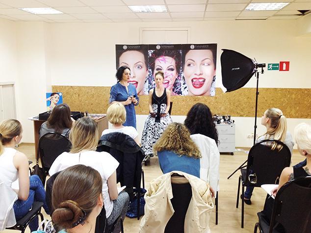 Мастер-класс во Владивостоке, 22 июня 2015 г.