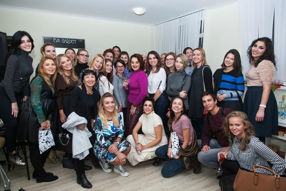 Клубный день EVAGARDEN в Москве