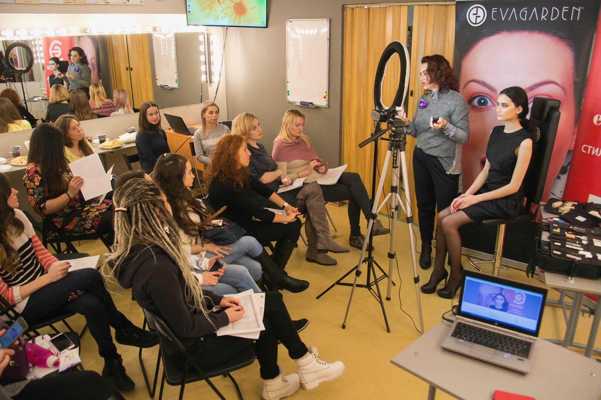 Презентация международного проекта MAKE UP VOYAGE